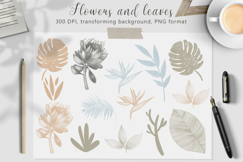 hand-drawn-textures-collection