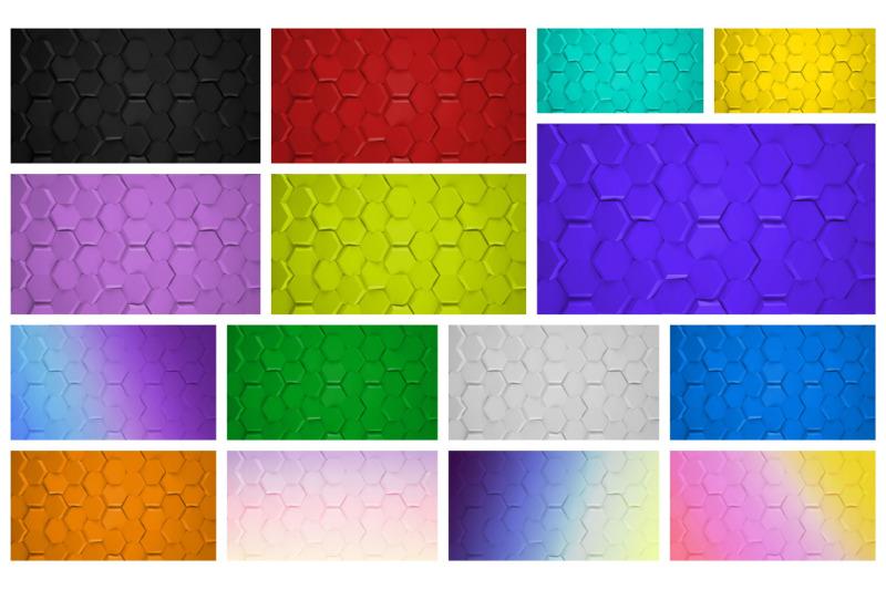 37-hexagon-backgrounds