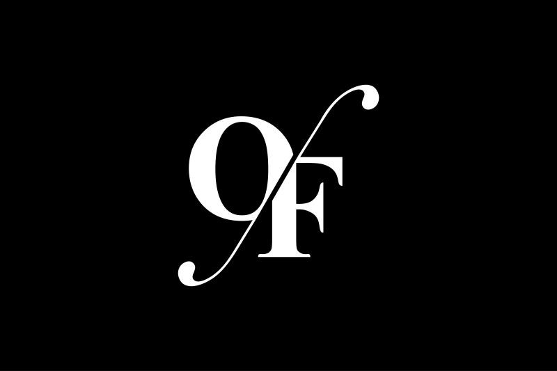 of-monogram-logo-design