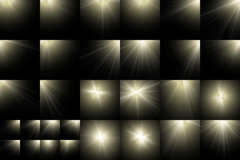 30-sunburst-overlays