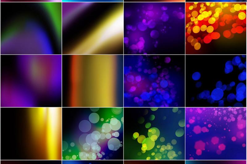 50 Light Leaks Overlays By ArtistMef   TheHungryJPEG com