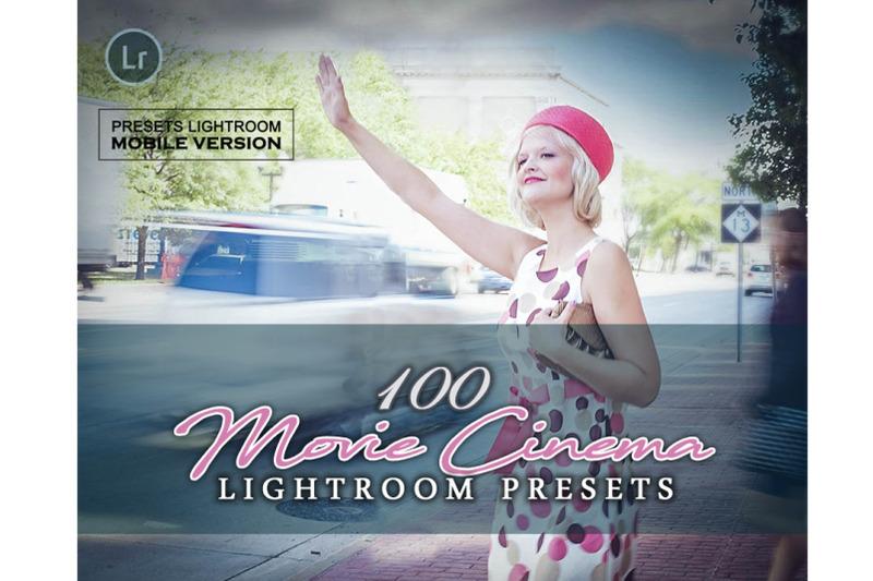 100-movie-cinema-lightroom-mobile-presets