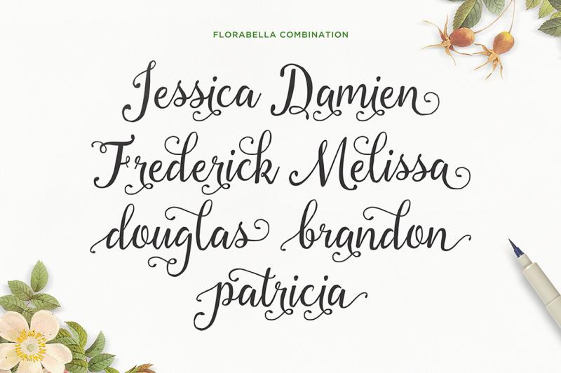 florabella-typeface