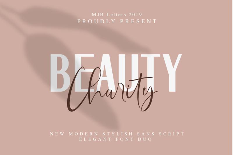 beauty-charity-font-duo