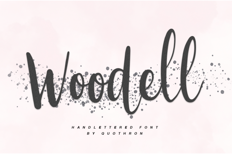 woodell-script