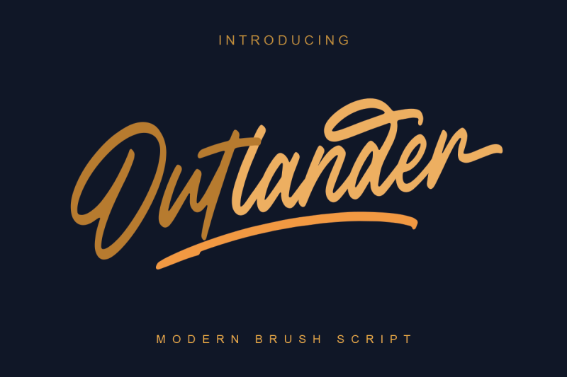 outlander-brush-script