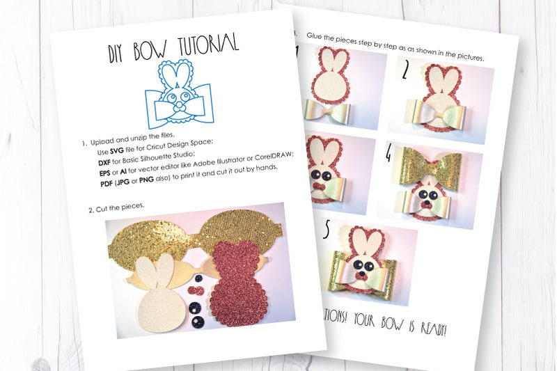 rabbit-hair-bow-template-svg-dxf-pdf-with-diy-tutorial