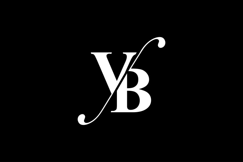 vb-monogram-logo-design