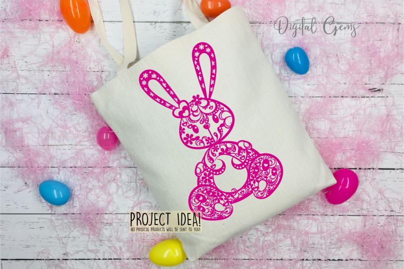 rabbit-paper-cut-design