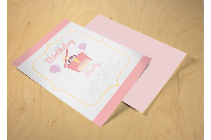 kids-unicorn-birthday-invite