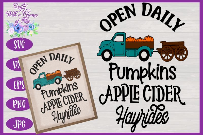 farm-open-daily-svg-pumpkin-truck-svg-fall-svg-autumn-svg-farm