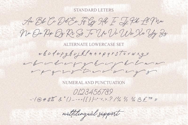 hello-signature-font
