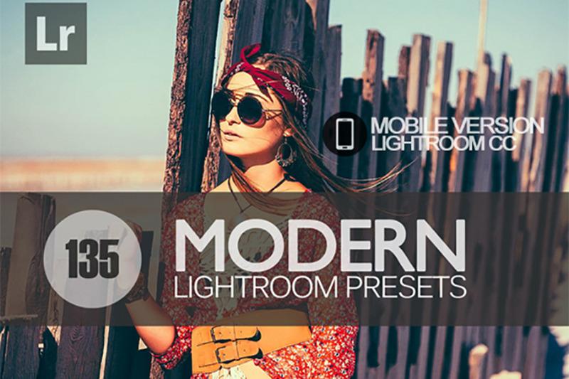 130-modern-lightroom-mobile-presets