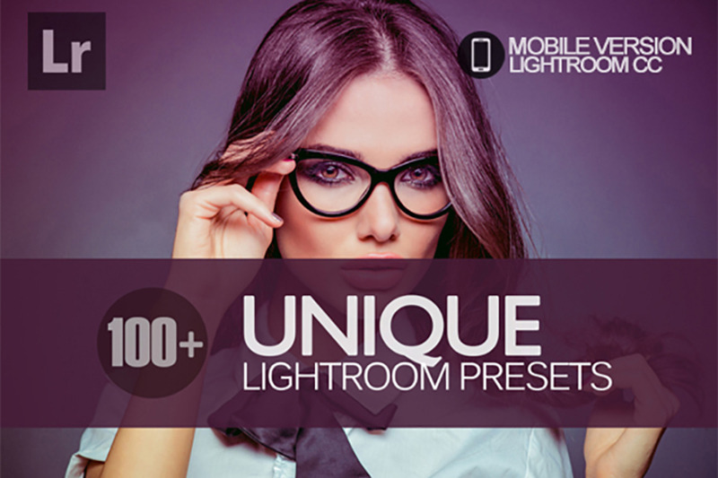 100-unique-lightroom-mobile-presets