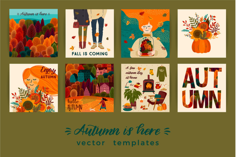 autumn-collection-cards-amp-patterns