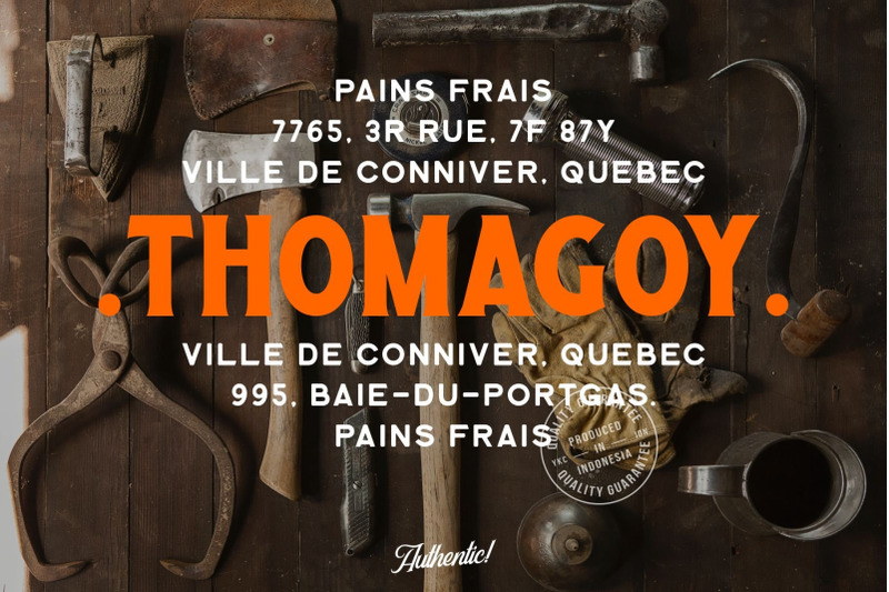 ironhead-font-collection