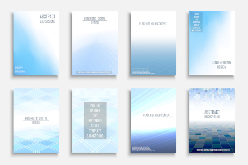 abstract-blue-light-gradient-covers
