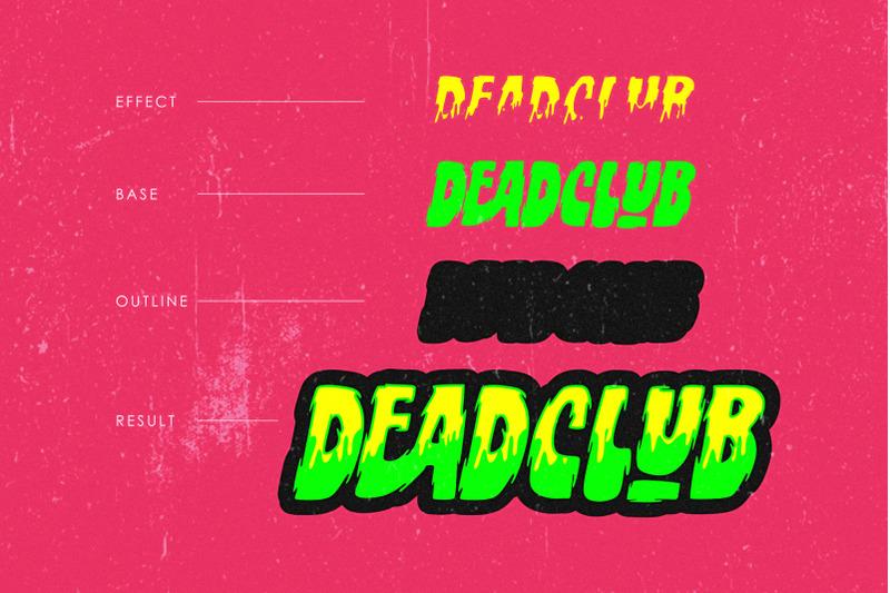 deadclub-family-font-bonus