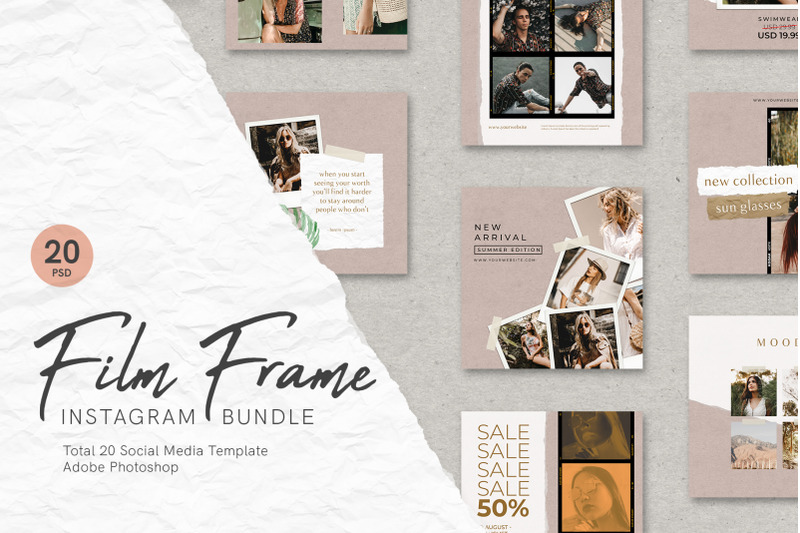film-frame-instagram-bundle