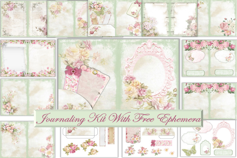 printable-journal-kit-shabby-chic-with-free-ephemera-and-clipart