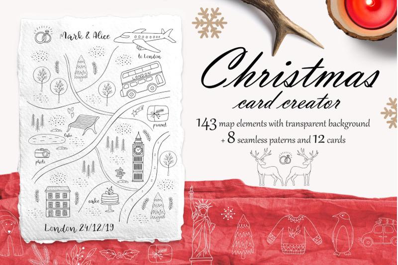 christmas-card-map-creator