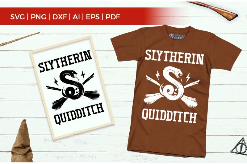 cut-svg-slytherin-quidditch