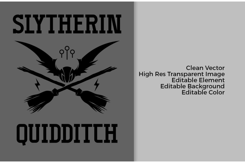 slytherin-quidditch-vector-files