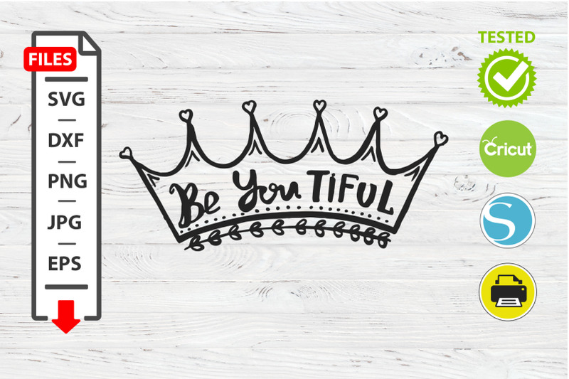 be-youthful-motivational-quote-svg-cricut-silhouette-design