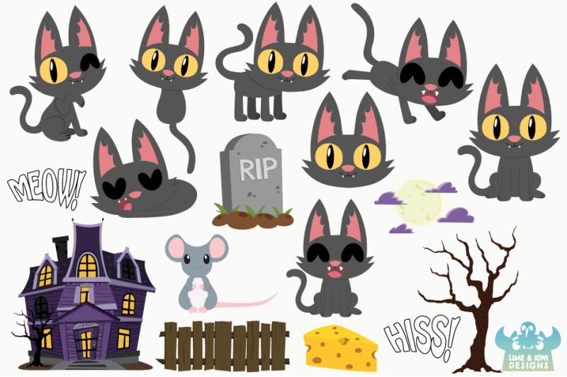 halloween-cats-1-clipart-instant-download-vector-art
