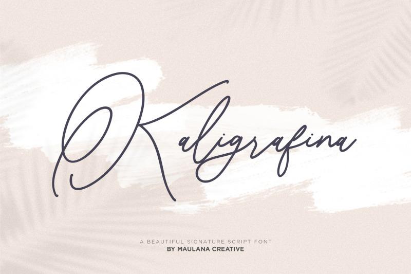 asphalt-signature-font