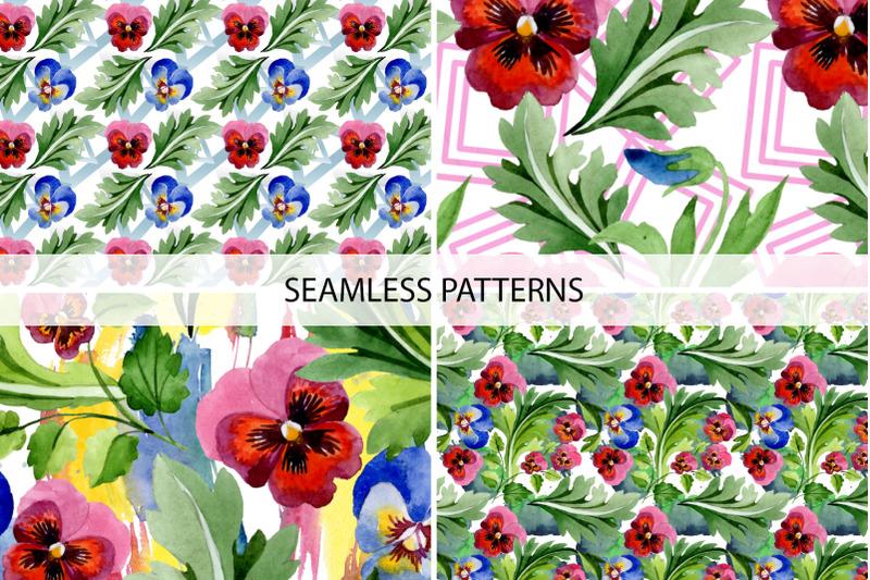 floral-ornament-patriot-ukraine-watercolor-png