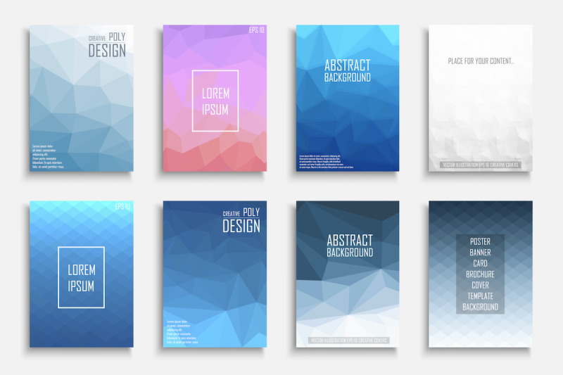 abstract-colorful-polygonal-covers