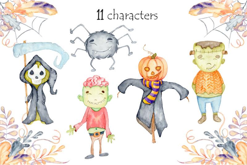 halloween-characters