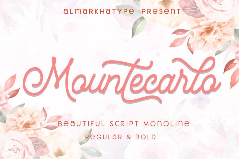 mountecarlo-beautiful-monoline