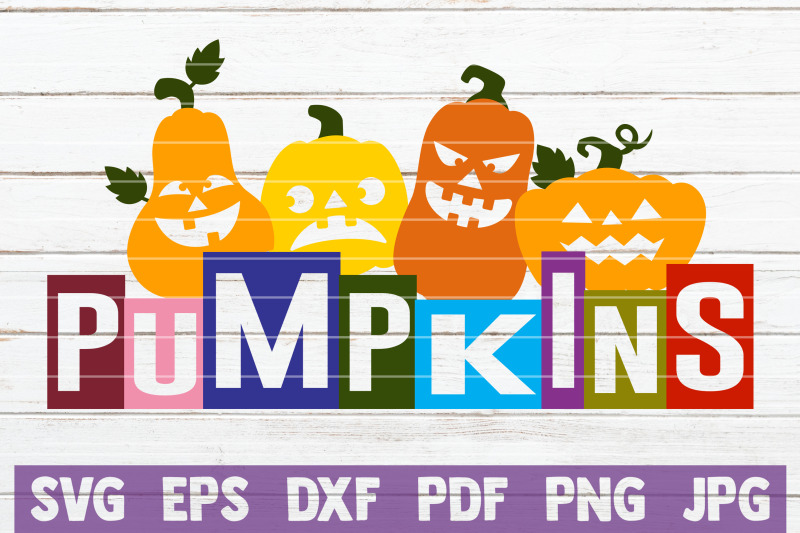 pumpkins-svg-cut-file