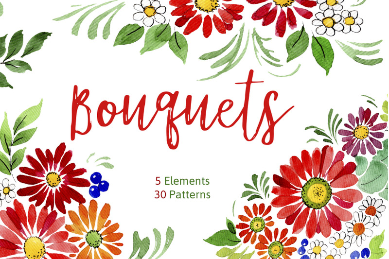 bouquet-of-flowers-frederick-red-watercolor-png