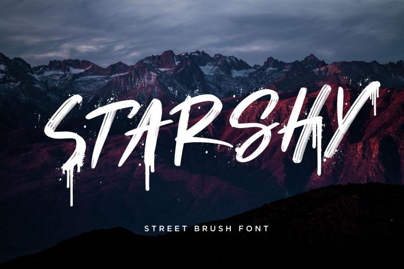 starshy-street-brush