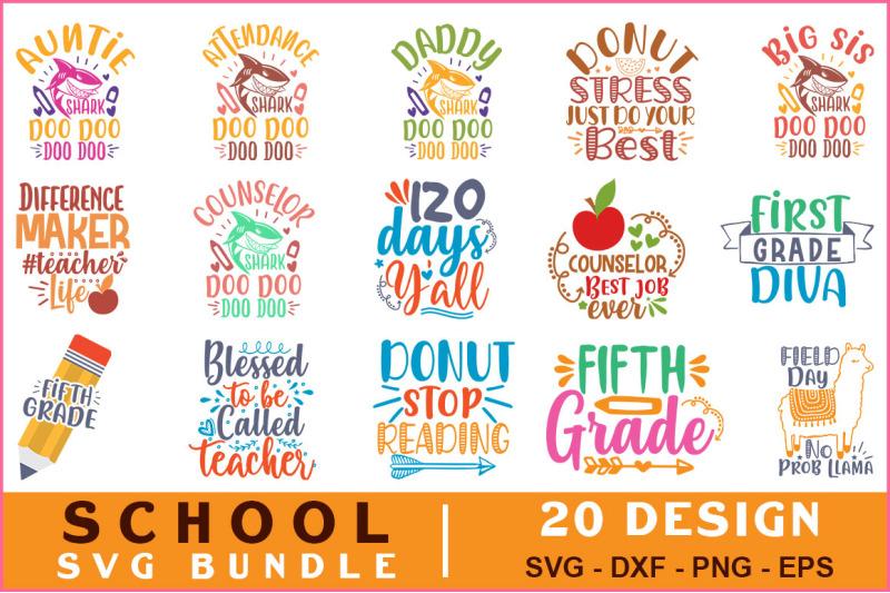 school-quotes-svg-bundle-vol-11