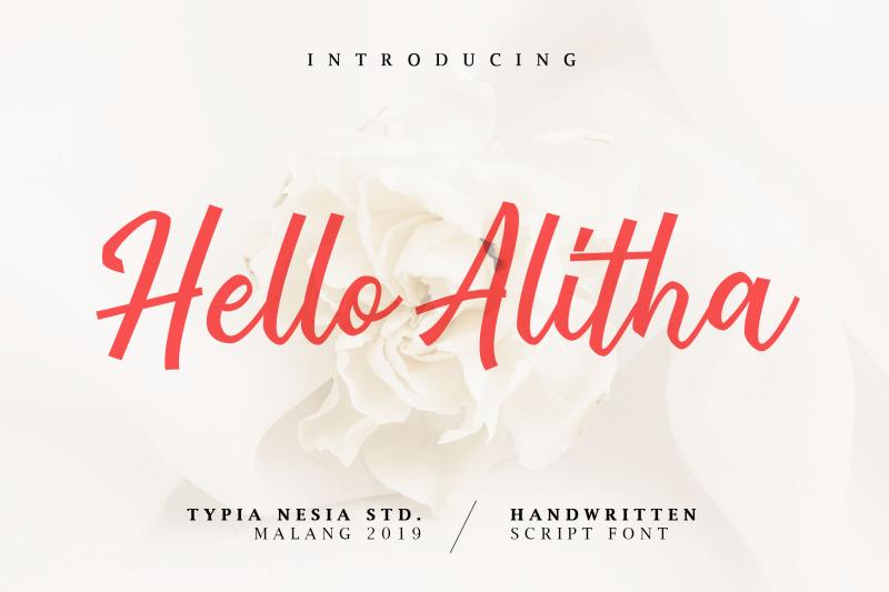hello-alitha