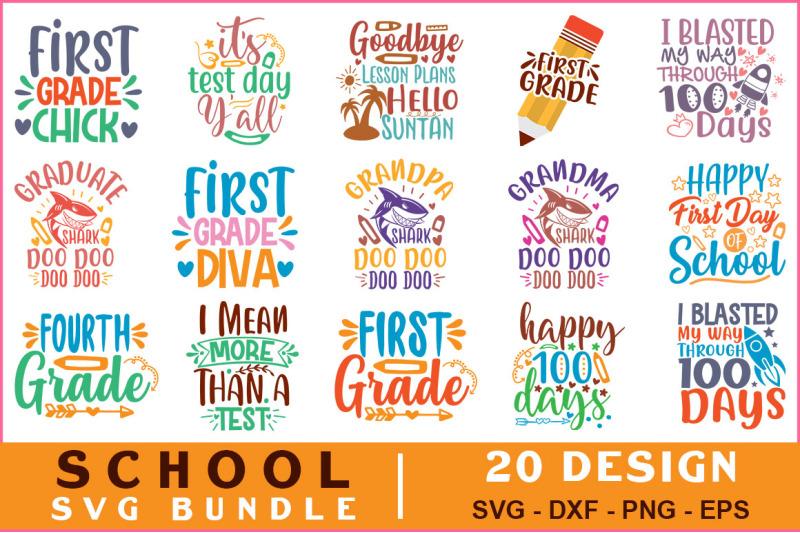 school-quotes-svg-bundle-vol-12