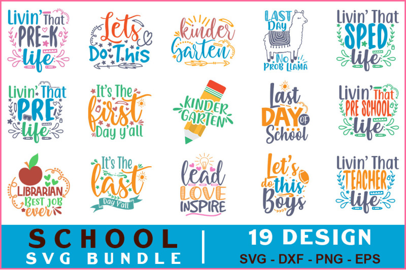 school-quotes-svg-bundle-vol-13