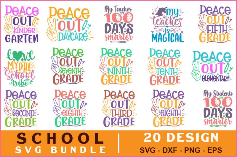 school-quotes-svg-bundle-vol-15