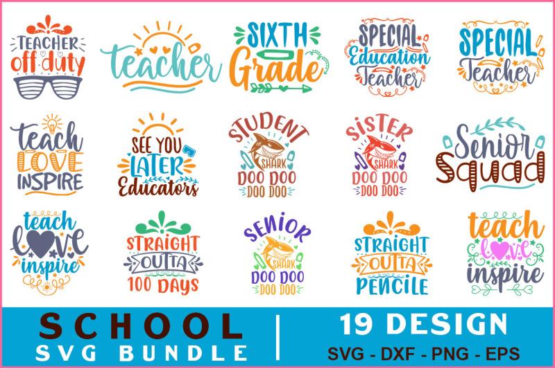 school-quotes-svg-bundle-vol-17