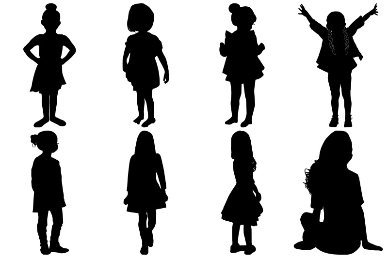 young-girls-silhouettes-ai-eps-png