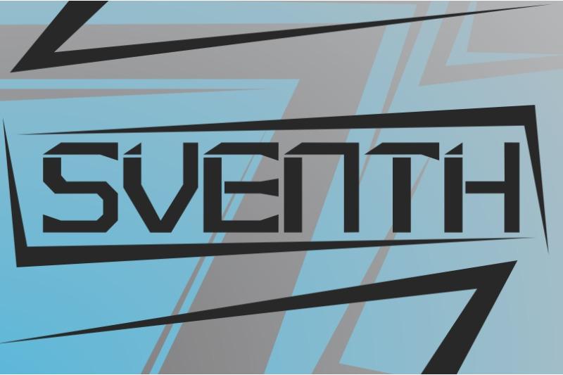 sventh-font
