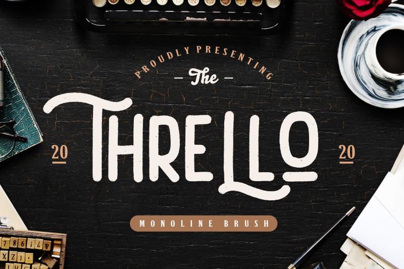 thrello-monoline-brush