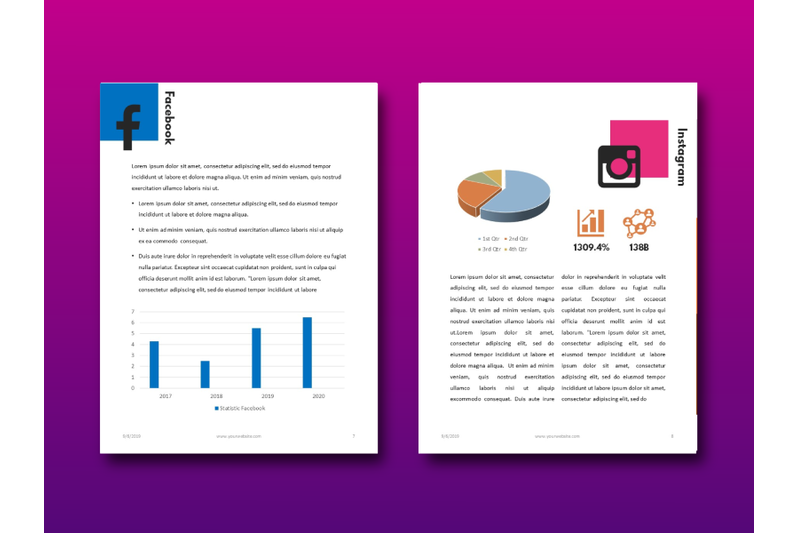 social-media-marketing-ebook-template-powerpoint