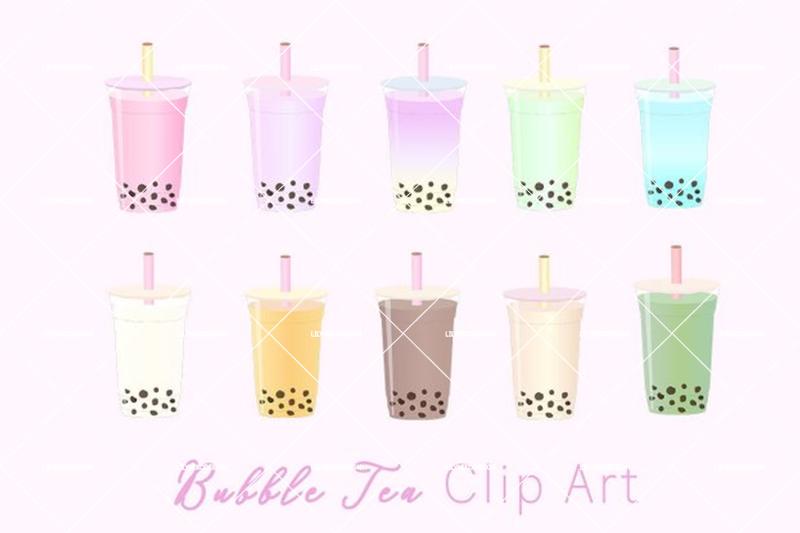 bubble-tea-clip-art-illustrationgraphic-illustration