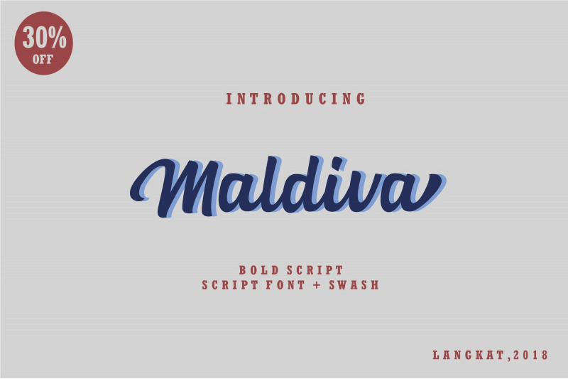 maldiva-script