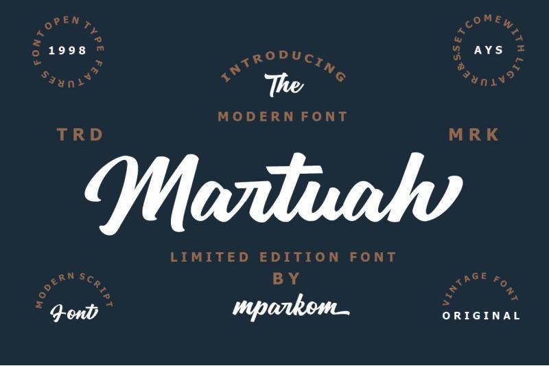 martuah-font